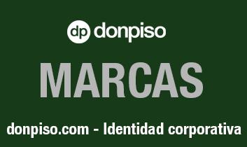 Identidad corporativa de donpiso